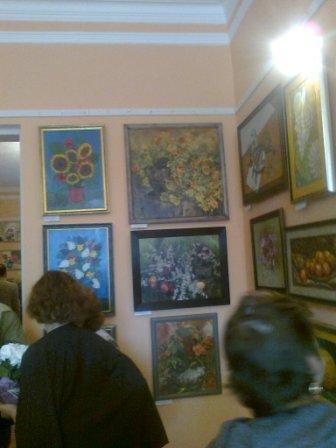 Eurikos Urbonaviciutes tapybos paroda 2013 m (5)
