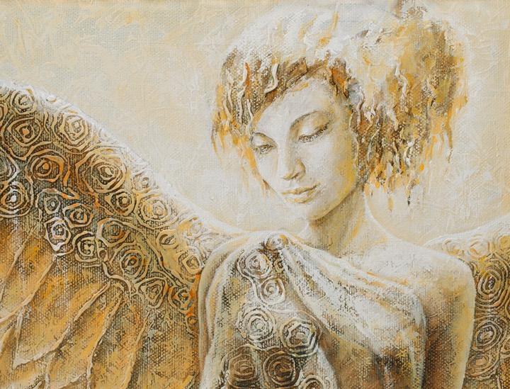 Angel 50 x 50