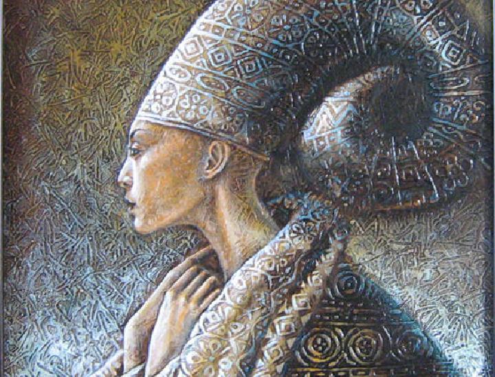 SAKMĖ 2011 (40 x 40 cm)