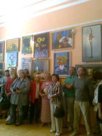 Eurikos Urbonaviciutes tapybos paroda 2013 m (4)
