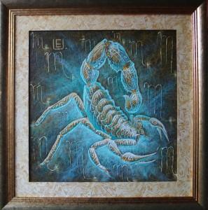 Eurikapaintings-skorpionas1