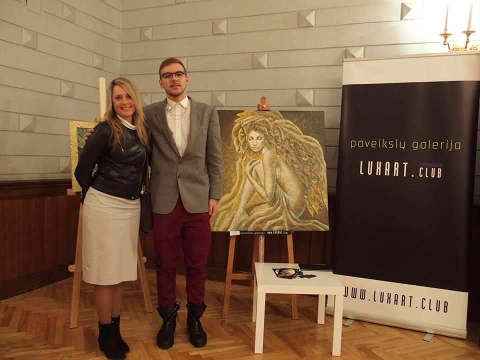 Labdaros vakaras – aukcionas Kauno rotušėje
