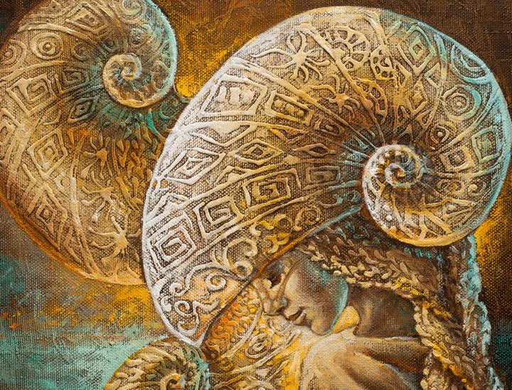 Aukso Pjūvis 50 cm x 50 cm