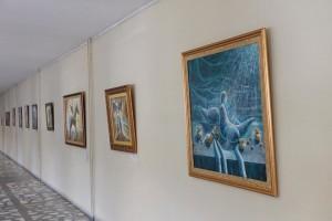 Respublikineje Vilniaus Universitetineje ligonineje Lazdynuose