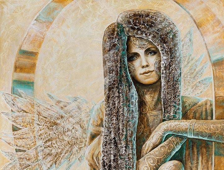 Angelas Sargas 120 cm x 100 cm